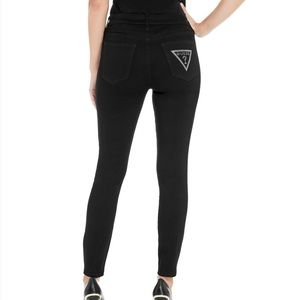 Guess Logo Skinny Jeans